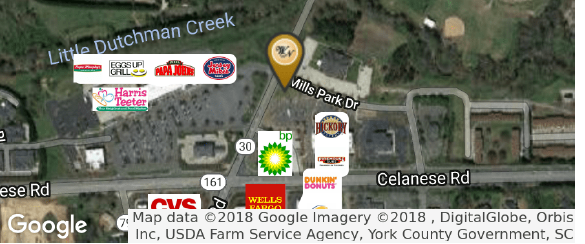 Retail Space For Lease rock hill