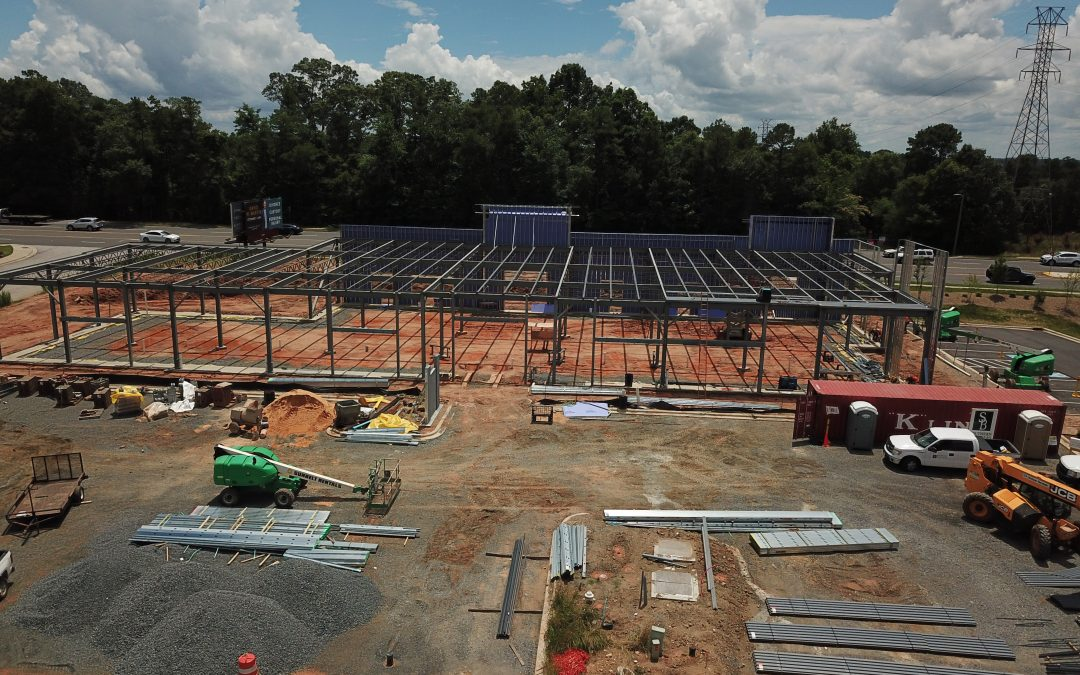 New Retail Center on Hwy 160 in Fort Mill