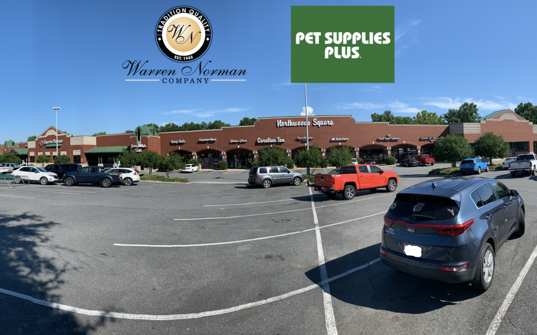 Pet Supplies Plus to Open Rock Hill Location!