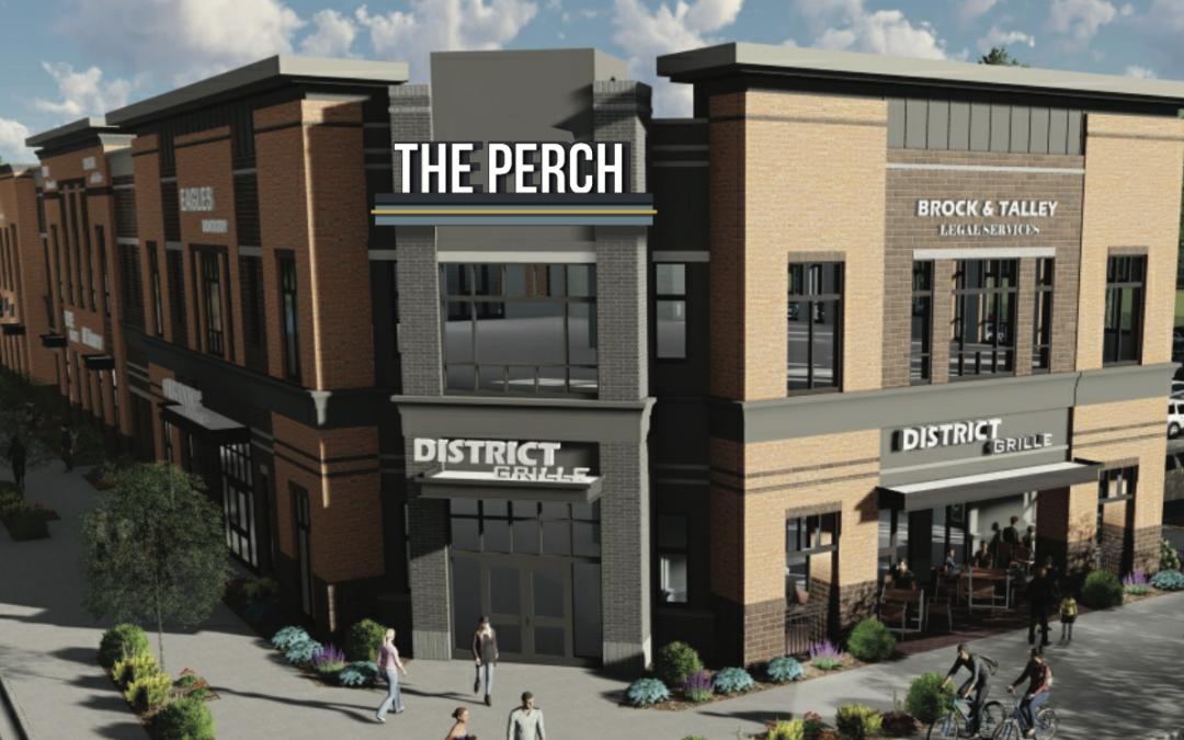The Perch Groundbreaking Announcement