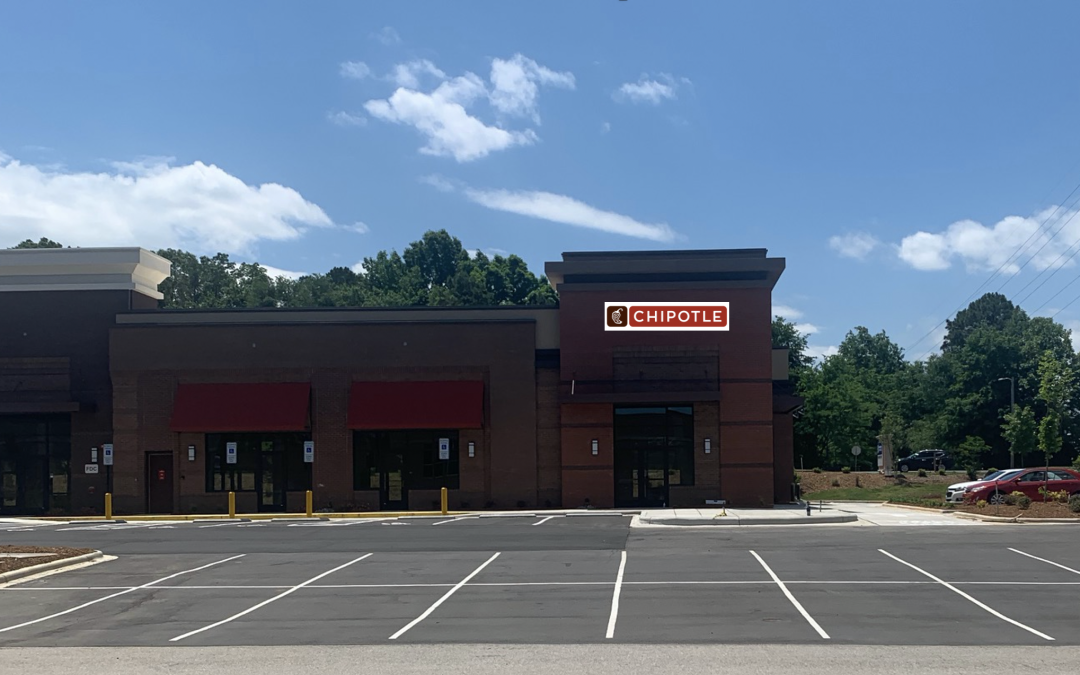 Chipotle Mexican Grill is coming to Fort Mill!